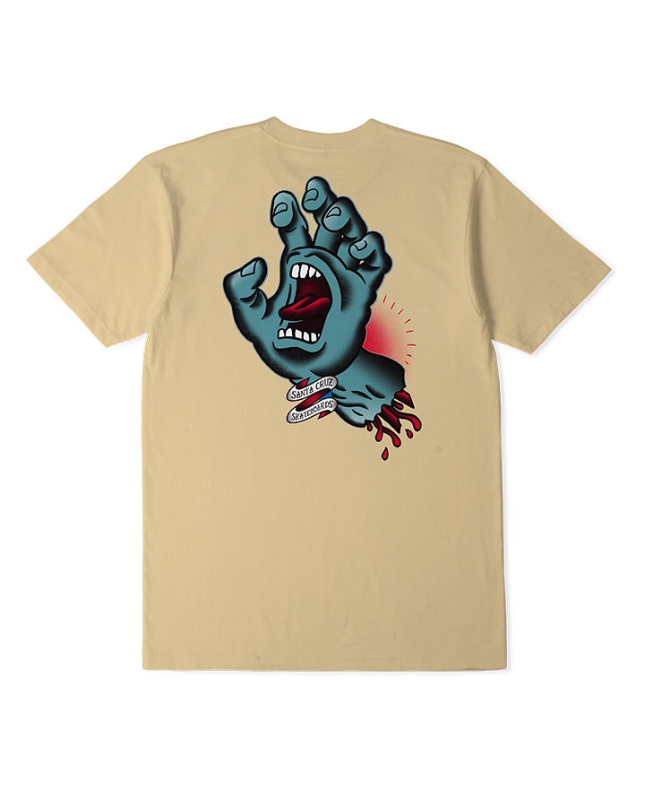 Santa Cruz Flash Hand Tee MTC0649