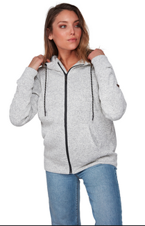 Billabong 6517226 Boundary Zip Thru Hoody