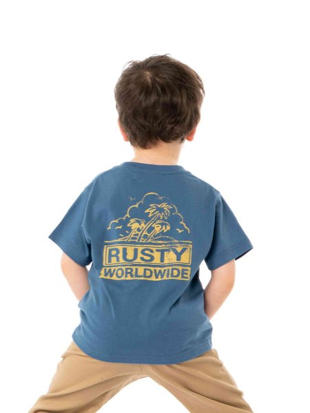 Rusty Sandy Bay Toddler (Size 2-8) TTR0472