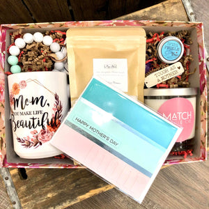 Mother's Day Box - Beautiful - HandmadeSask