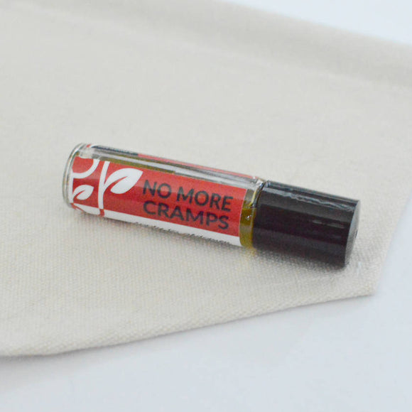 No More Cramps Essential Oil - HandmadeSask