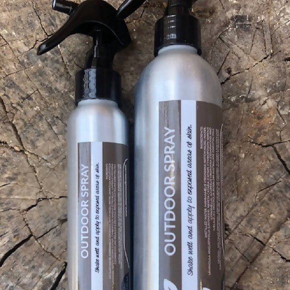 Outdoor Spray 125ml - HandmadeSask