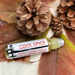 Cool Spice Essential Oil - HandmadeSask