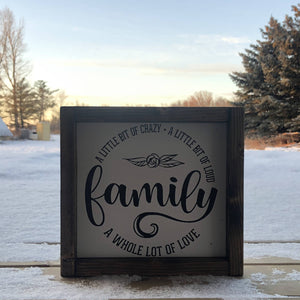 Small family - HandmadeSask