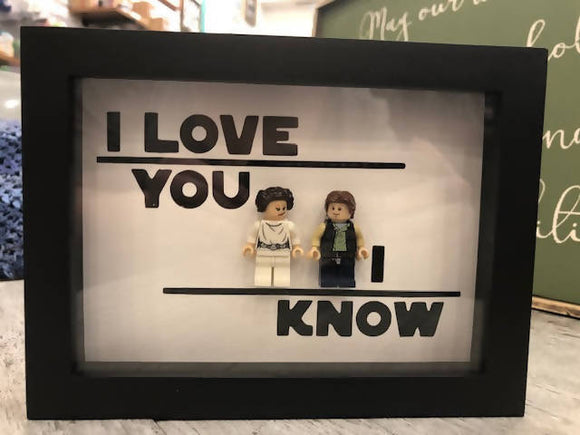 I LOVE YOU…I KNOW - HandmadeSask
