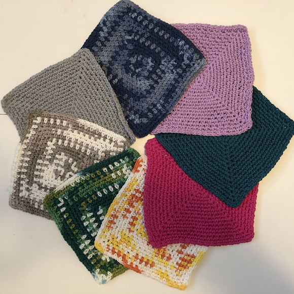 Dishcloths - HandmadeSask