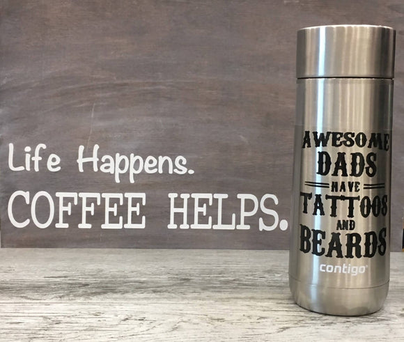Travel Mug - HandmadeSask