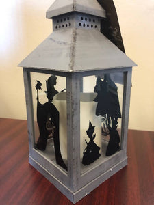 Sleeping Beauty Lantern - HandmadeSask