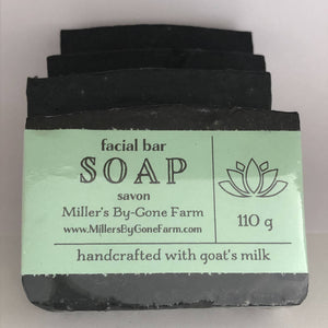 Goat Milk Soap - Facial Bar - HandmadeSask