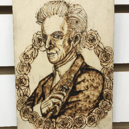 wall art - 12th Doctor, Doctor Who - HandmadeSask