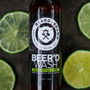 Beer'd Wash Eucalyptus And Lime - HandmadeSask