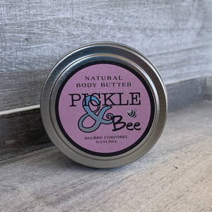 Natural Body Butter - Bloom - HandmadeSask