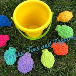 Water Balloons with Bucket - HandmadeSask