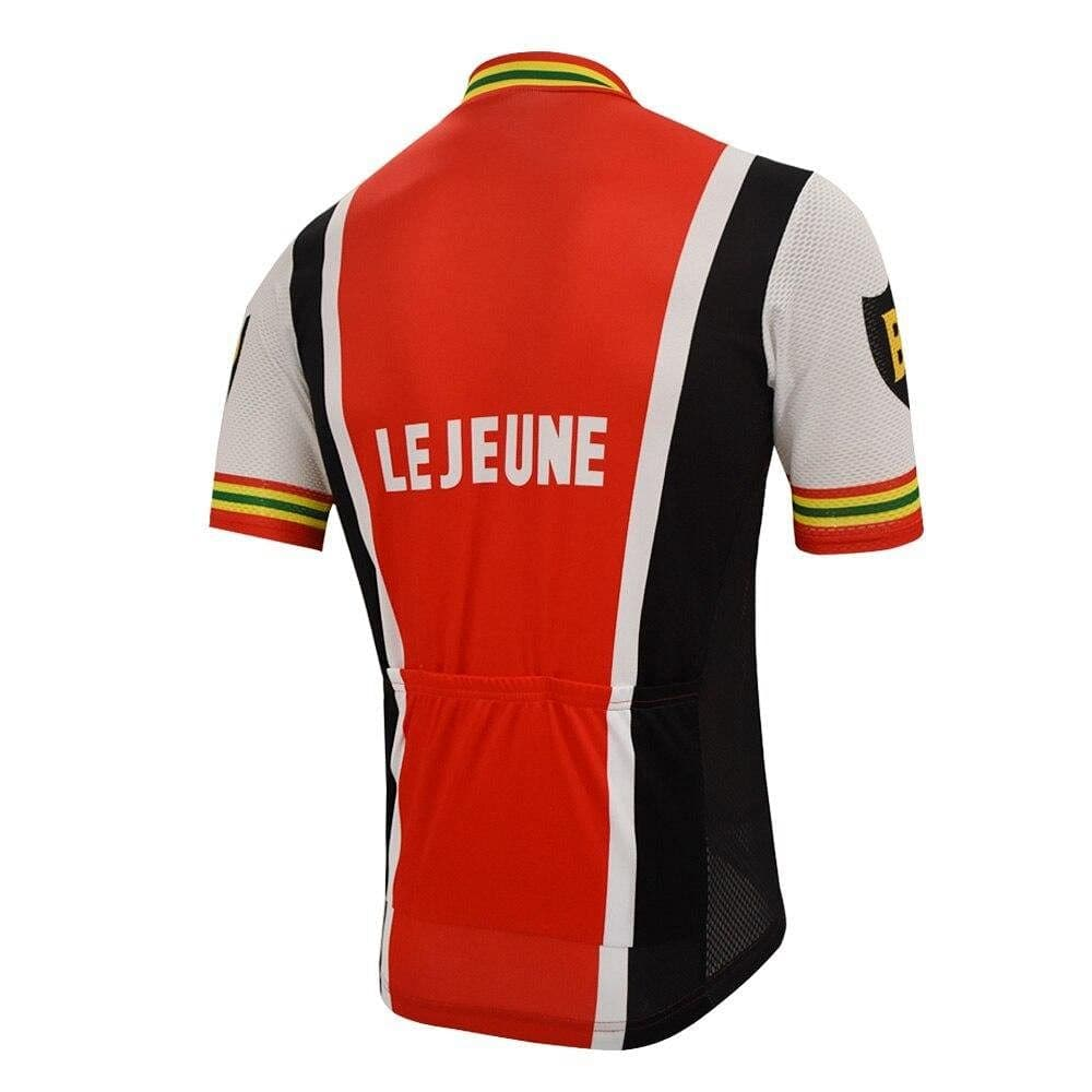 Retro Lejuene Cycling Jersey - Granny Gear