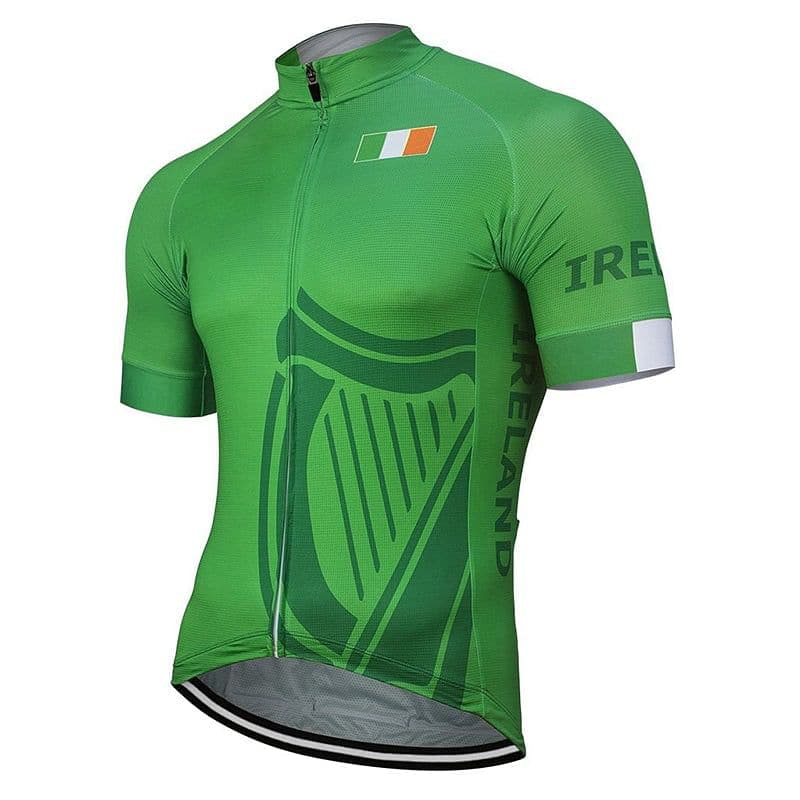 Ireland Cycling Jersey - Granny Gear