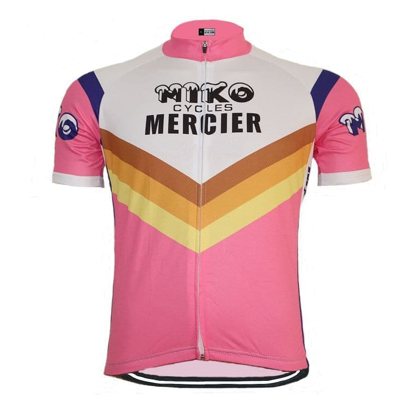Retro Miko Cycles Mercier Cycling Jersey - Granny Gear