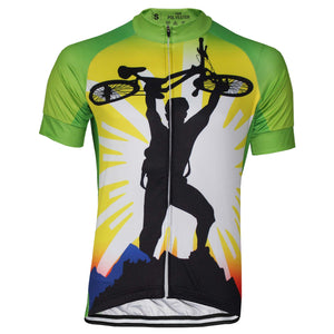 King Of The Mountain Cycling Jersey - Granny Gear