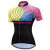 Flower Patterns Cycling Jersey - Granny Gear