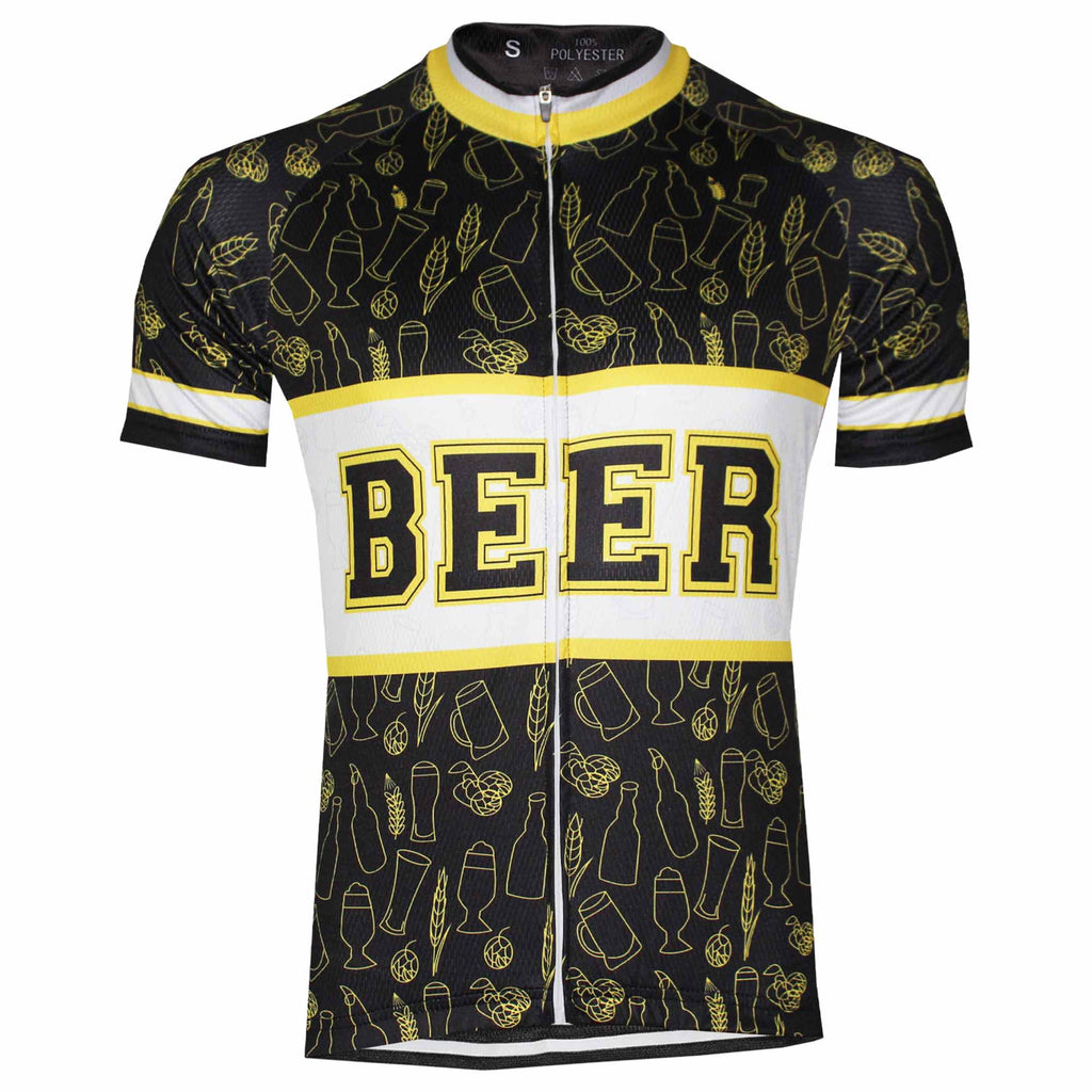 Beer Cycling Jersey - Granny Gear