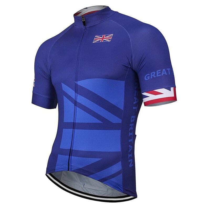 Great Britain Cycling Jersey - Granny Gear