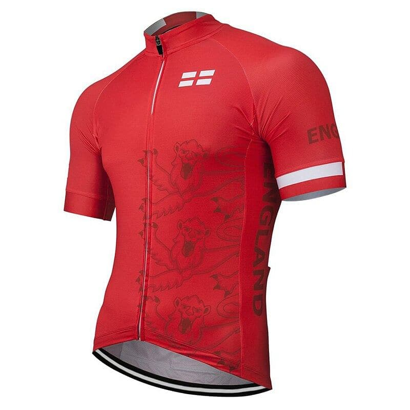 England Cycling Jersey - Granny Gear