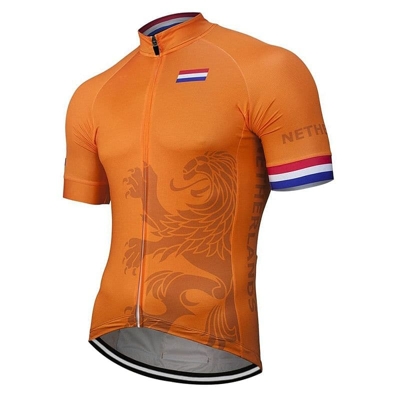 Netherlands Cycling Jersey - Granny Gear