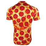 Pepperoni Pizza Cycling Jersey - Granny Gear