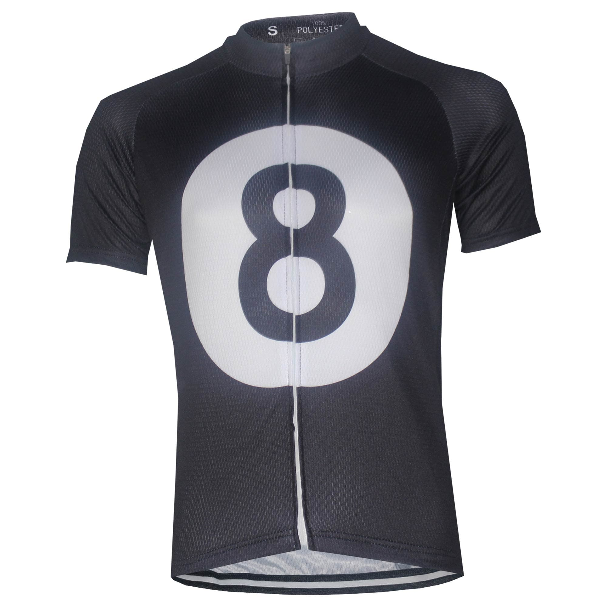 8 Ball Pool Cycling Jersey - Granny Gear