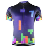 Tetris Cycling Jersey - Granny Gear