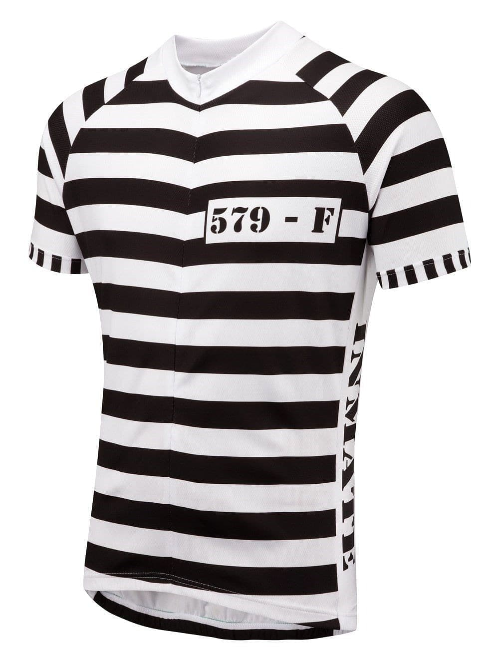 Convict Cycling Jersey - Granny Gear