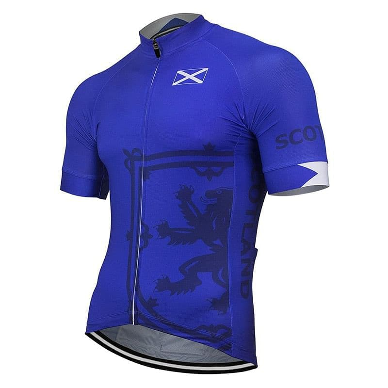 Scotland Cycling Jersey - Granny Gear