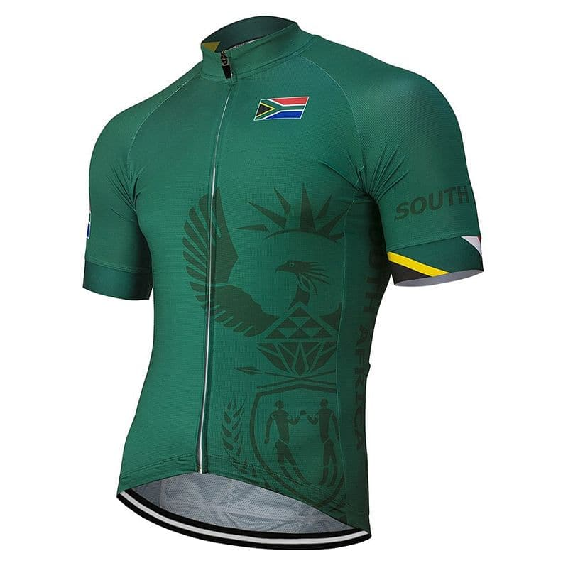 South Africa Cycling Jersey - Granny Gear