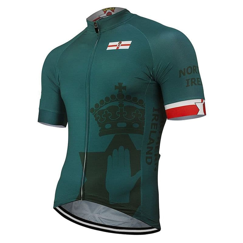 Northern Ireland Cycling Jersey - Granny Gear