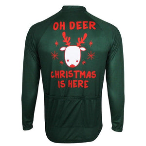 Oh Deer Christmas Is Here Jersey