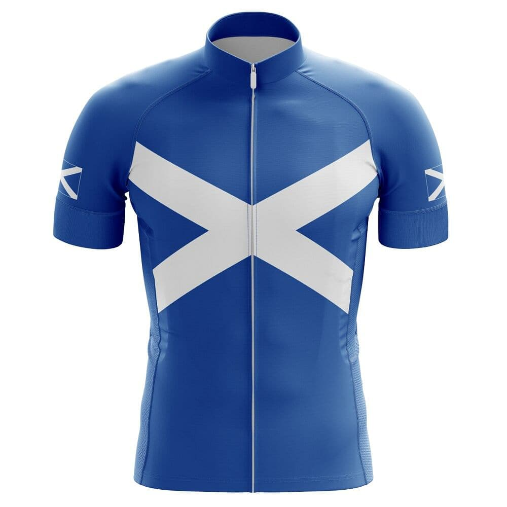 Scotland Saltire Cycling Jersey