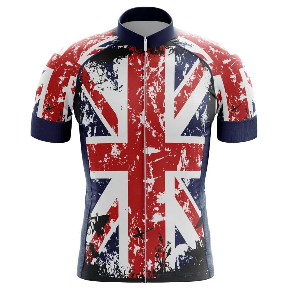 Union Jack Cycling Jersey