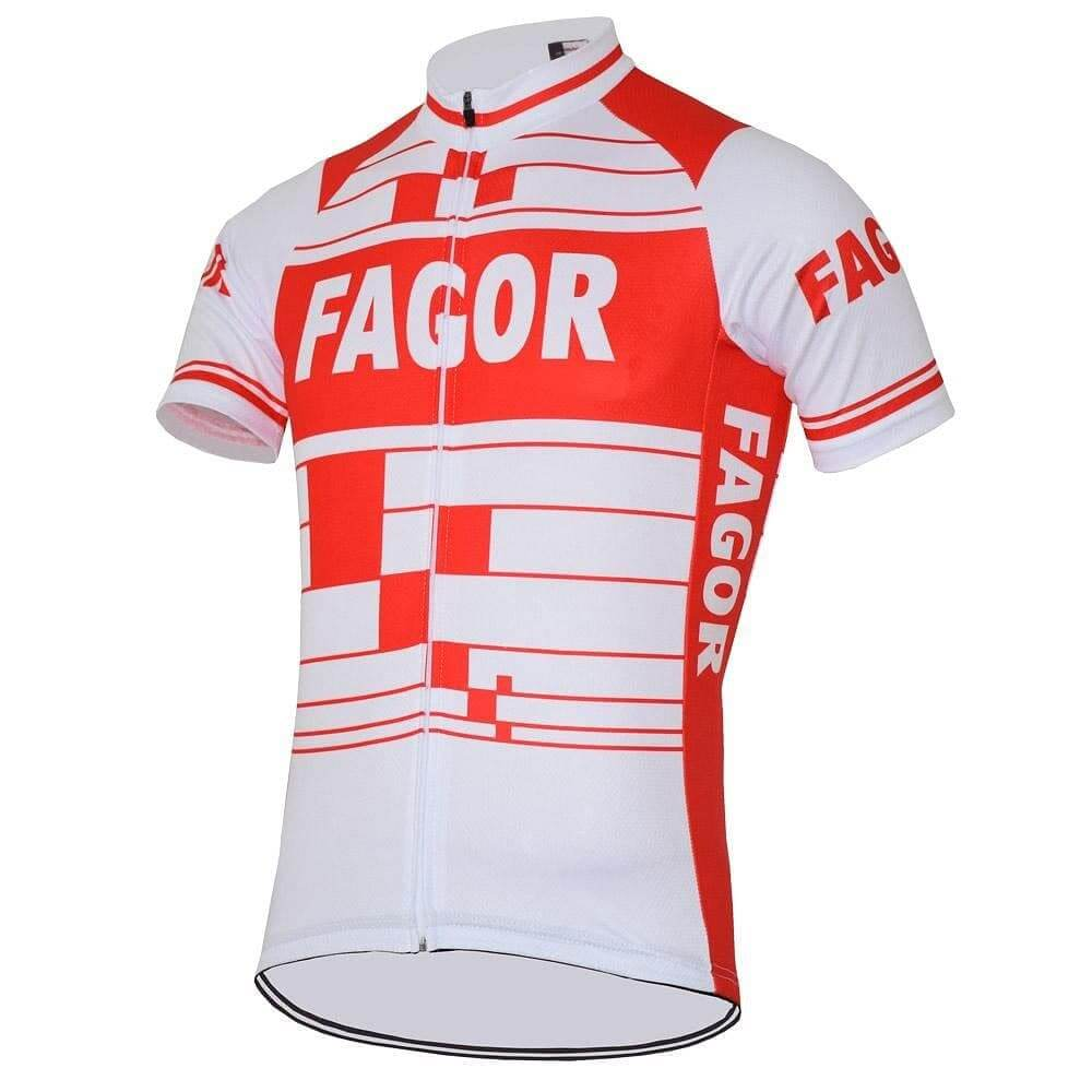 Retro Fagor Cycling Jersey - Granny Gear
