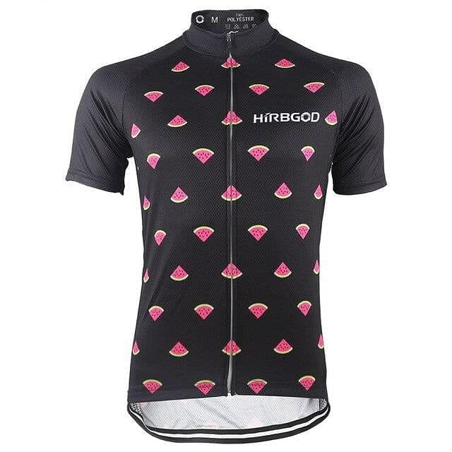 Watermelons Cycling Jersey - Granny Gear