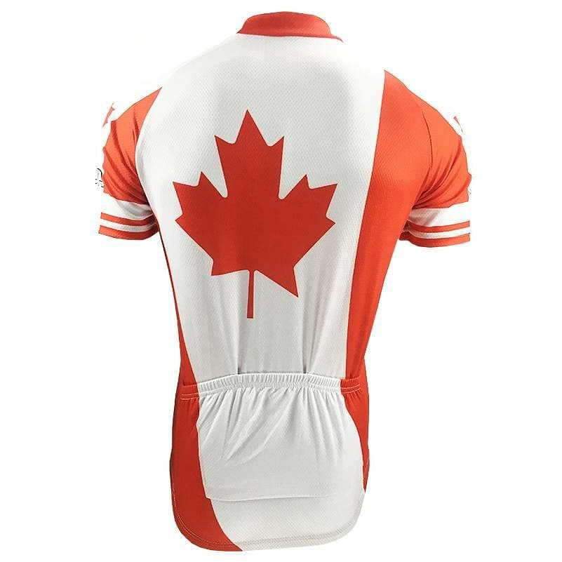 Canada Cycling Jersey - Granny Gear
