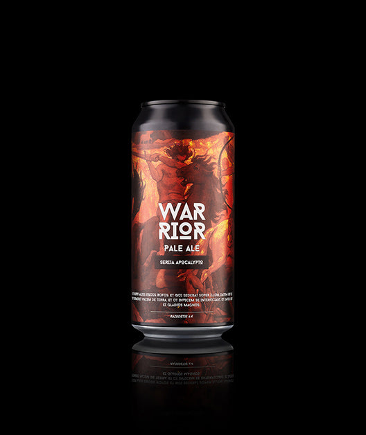 Warrior, Pale Ale