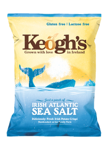 Irish Atlantic Sea Salt Crisps