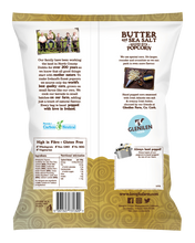 Load image into Gallery viewer, Butter and Sea Salt Popcorn 6x70g