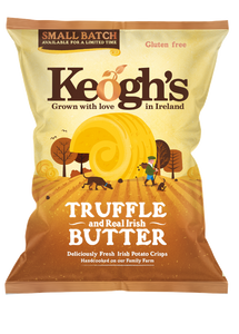 Truffle & Real Irish Butter 12x125g
