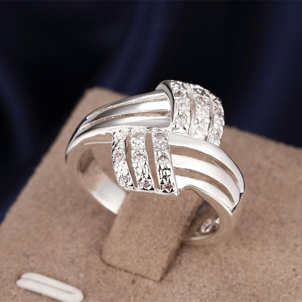 2020 Sterling silver Fashion  Rings