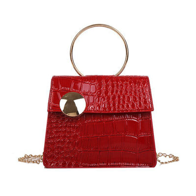 Crocodile Small Women's Designer Handbag