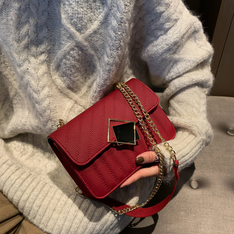 2020 Solid Colors Crossbody Bags