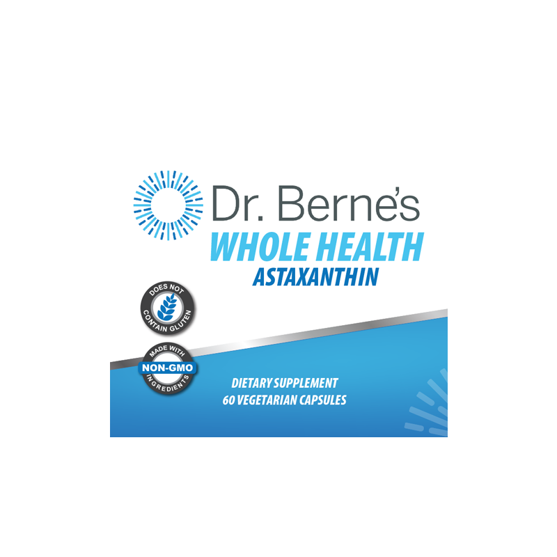 Dr. Berne's Astaxanthin Whole Health Formula