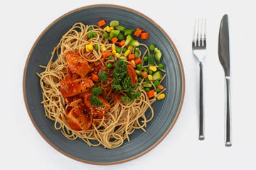 Classic Tomato Whole Wheat Spaghetti