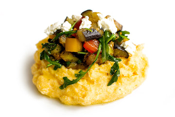 Eggplant & Potato Puree