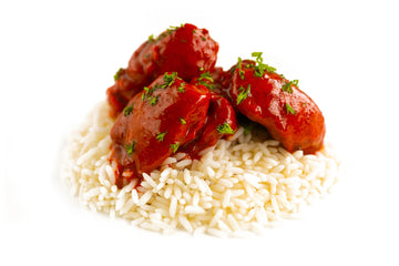 Chicken Tandoori & Brown Rice